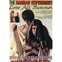 The Harrad Experiment / Love All Summer (Sexy 70's Double Feature)