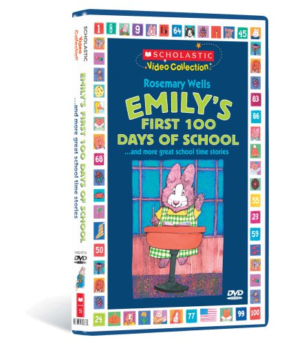Emily's First 100 Days of School...and More Great School Time Stories (Scholastic Video Collection)