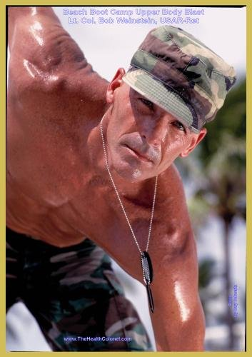 Colonel Bob' s Beach Boot Camp Upper Body Blast