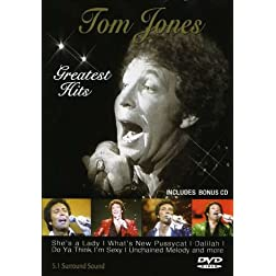 Tom Jones: Greatest Hits