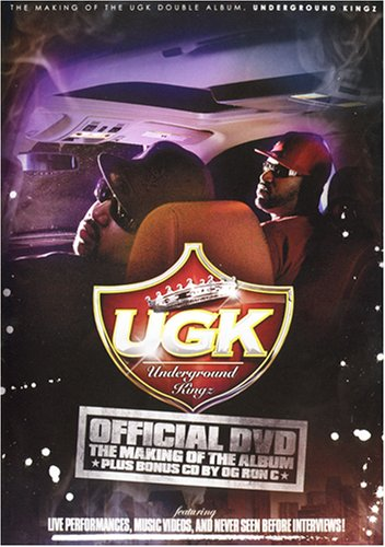 UGK: Making of the Album