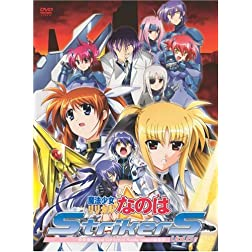 Vol. 6-Lyrical Nanoha Strikers
