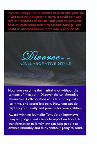 Divorce -- Collaborative Style