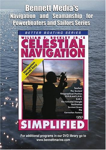 Wm F Buckley Celestial Navigation Simplified