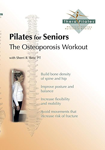 Pilates for Seniors-The Osteoporosis Workout