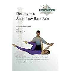 Dealing with Acute Low Back Pain
