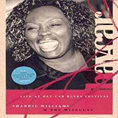 Sharrie Williams & The Wiseguys: Live at Bay-Car Blues Festival