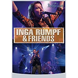 Inga Rumpf & Friends: At Rockpalast