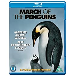 March of the Penguin [Blu-ray]