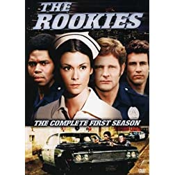 The Rookies - The Complete First Season