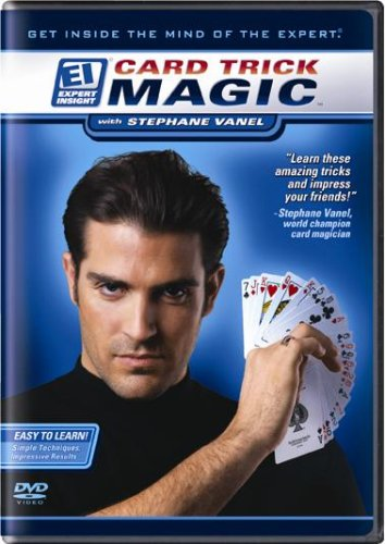 Card Trick Magic with Stephane Vanel