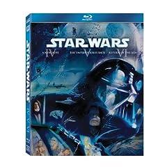 Star Wars: The Original Trilogy (Episodes IV - VI) [Blu-ray]