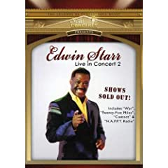 Edwin Starr: Live in Concert