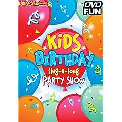 Kids Birthday Sing-A-Long