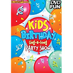 Kids Birthday Party Show