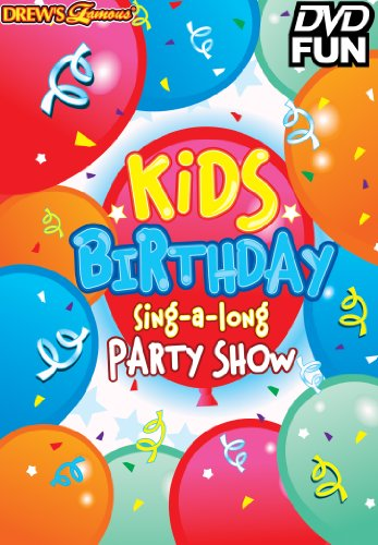 Kids Birthday Sing-A-Long