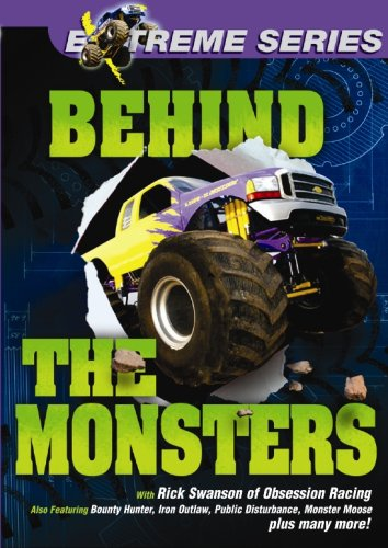 Behind the Monsters