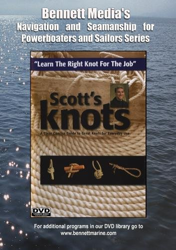 SCOTT'S KNOTS - LEARN HOW TO TIE KNOTS