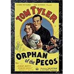 Orphan Of The Pecos