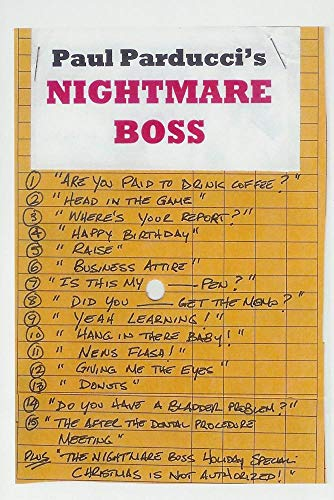 Nightmare Boss