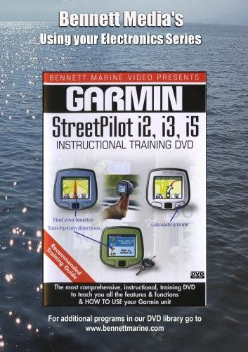 GARMIN STREETPILOT i2 / i3 / i5