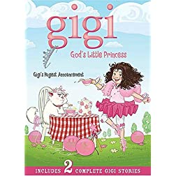 Gigi, God's Little Princess: Gigi's Hugest Announcement