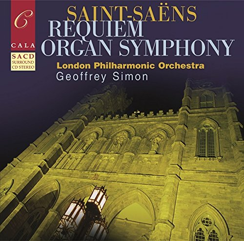 Requiem / Organ Symphony (London Philharmonic Orchestra feat. conductor: Geoffrey Simon)
