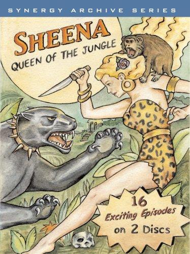 Sheena-Queen of the Jungle (2pc)