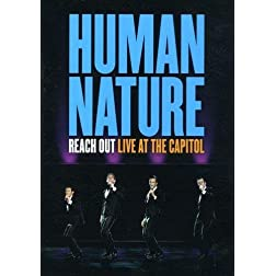 Human Nature-Reach Out: Live at the Capitol