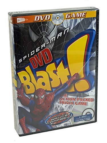 Spider-Man DVD Blast