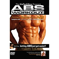 The SixPackNow Abs Workout DVD