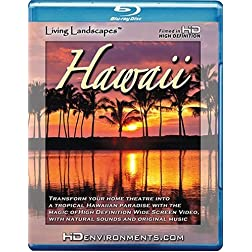 Living Landscapes HD Hawaii [Blu-ray]