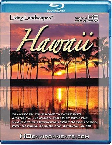 Living Landscapes HD Hawaii [Blu-ray]