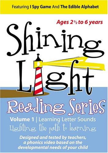 Shining Light Reading Series: Volume 1/Learning Letter Sounds