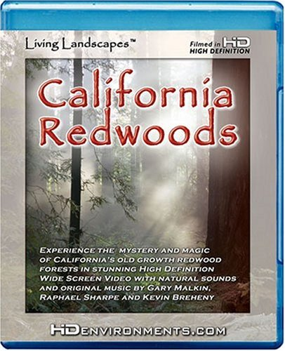 Living Landscapes  HD California Redwoods [Blu-ray]