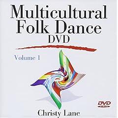 Multicultural Folk Dance Vol 1