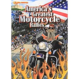 Americas Best Motorcycle Rallies