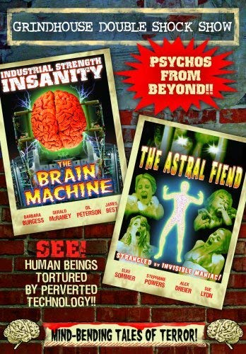 Brain Machine (1977) / Astral Factor (1976)