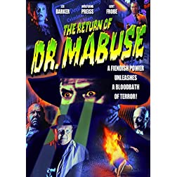 Return Of Doctor Mabuse