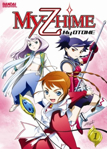 My-Zhime: My-Otome, Vol. 1