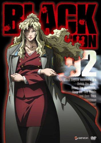 Black Lagoon Volume 2