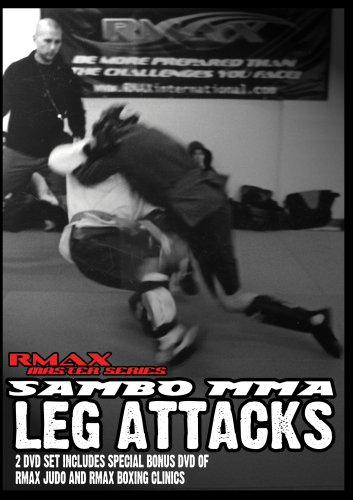 SAMBO MMA Leg Attacks