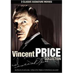 Vincent Price Signature Collection