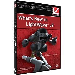 Class on Demand: Basic Training for Lightwave v9: NewTek Educational Training Tutorial DVD