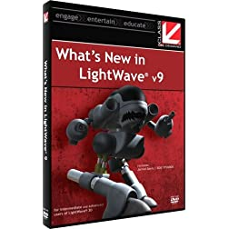 Class on Demand: Basic Training for Lightwave v9: NewTek Educational Training Tutorial DVD