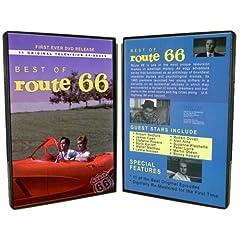 Best of Route 66 - Eleven Original TV Series episodes