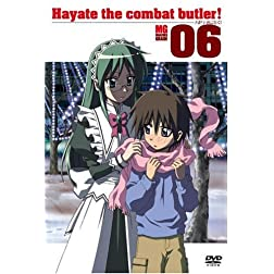 Hayate the Combat Butler 06 [Region 2]