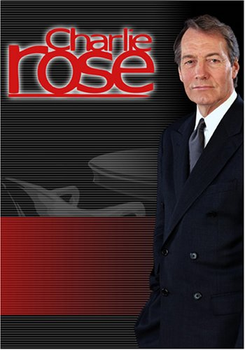 Charlie Rose - George Tenet / Judea Pearl (May 3, 2007)