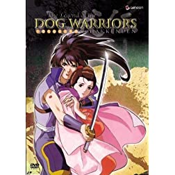 Dog Warriors-The Hakkendon, Vol. 3