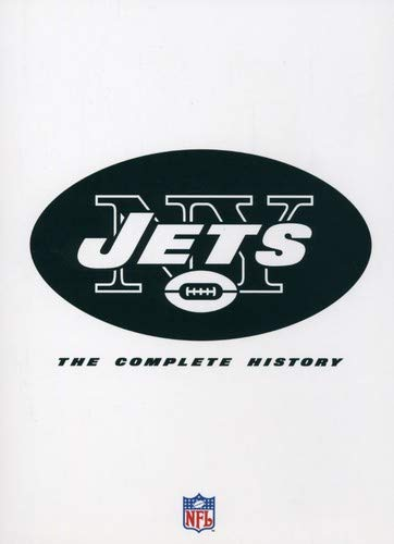 NFL History of the New York Jets (2pc)